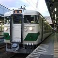 Photos: JR東日本 455系