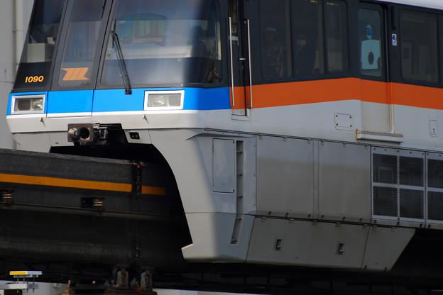 東京モノレール 大井競馬場前駅7