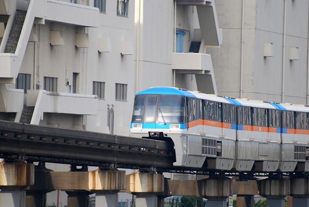 東京モノレール 大井競馬場前駅6