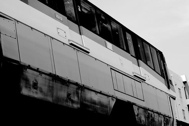 東京モノレール 大井競馬場前駅3