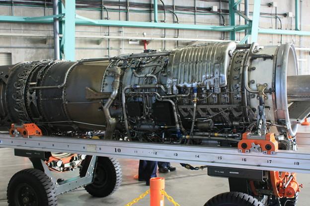 F-4EJ改 エンジン J79-IHI-17 IMG_8223