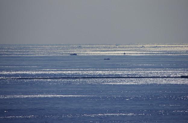 Photos: 光る海。