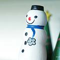 Photos: A winter fairy is not melting a snowman