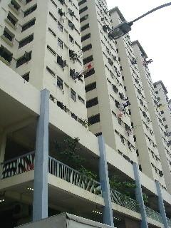 シンガポールの宿