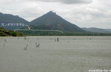 カンダラマ湖