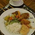 Photos: アマヤレイクの夕食ビュッフェ