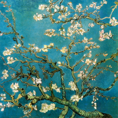 8646~Almond-Branches-in-Bloom-1890-Posters
