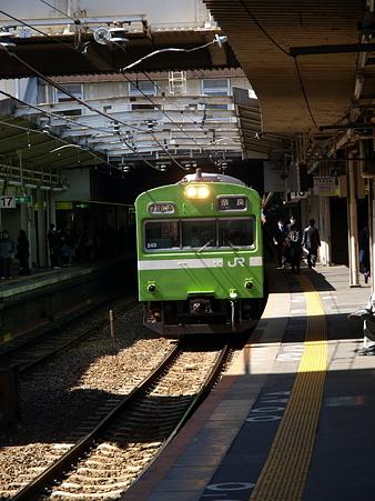 天王寺駅7