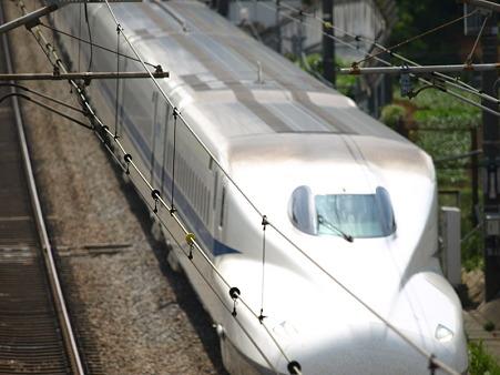 N700系(新横浜→小田原間)2