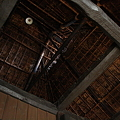 写真: 古民家の屋根