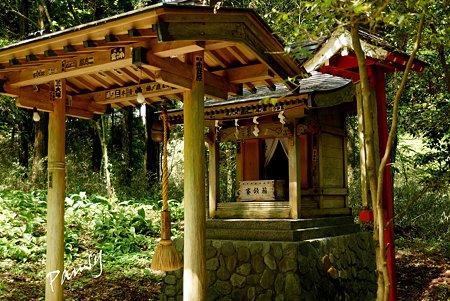 毘沙門天・・箱根 駒形神社・・7