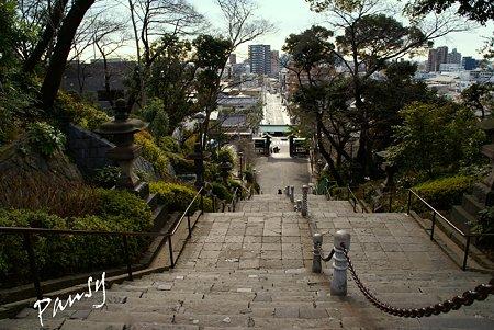 此経難持坂(しきょうなんじざか) 池上さんぽ~10