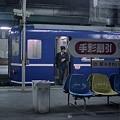 写真: CA18s-急行だいせん、岡山駅