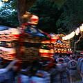 写真: 鎌倉の神輿祭り0712tb