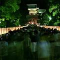 写真: 鎌倉ぼんぼりまつり0808te