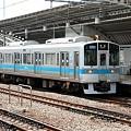 写真: 小田急1000形・区間準急新宿行き
