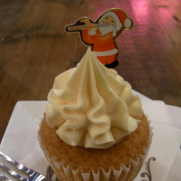 【東京|カフェ】 PARIYA (08) カップケーキ