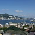 写真: 長崎港