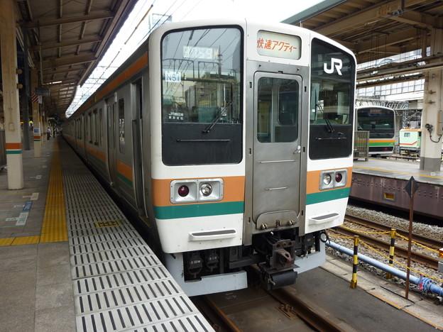 JR東日本211系東チタN51編成