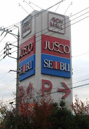 イオンモール岡崎 2008年11月28日(金) 増築オープン