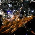 Photos: 折り重なる道路