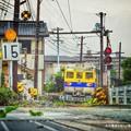 Photos: きくち電車は北へ。
