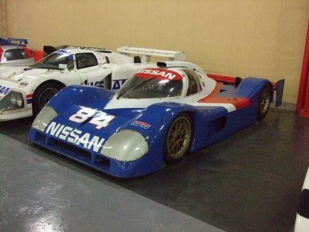 ★2008 NISSAN memorial garage 46