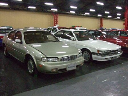 ★2008 NISSAN memorial garage 65