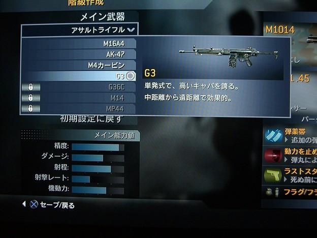 アサルトライフル-G3