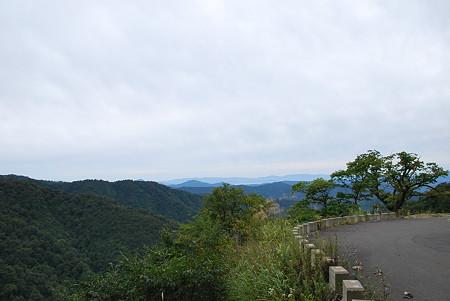 冠山林道 福井側2