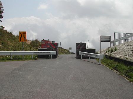 R421石榑峠 滋賀県側