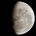 写真: 月齢21.1