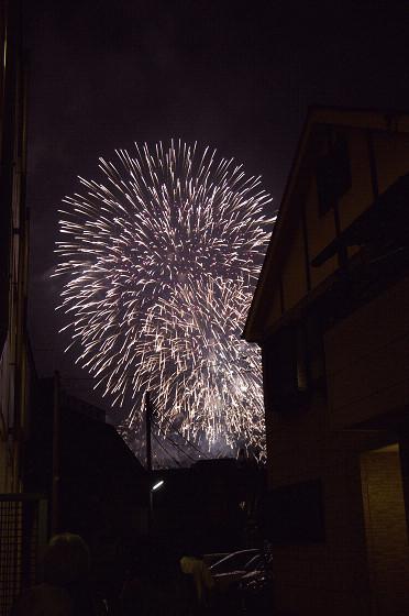 写真: 多摩川花火大会 13