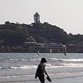 写真: 片瀬海岸 01