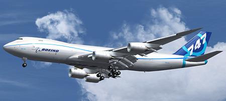 B747-8F